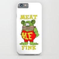 Meat Fink iPhone 6 Slim Case