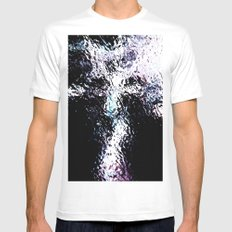 Frozen dancing soul 2 White SMALL Mens Fitted Tee