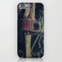 iPhone & iPod Case featuring Truckin' by Jenn