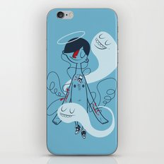 Music Kill Me iPhone & iPod Skin
