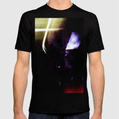 untitled SMALL Black Mens Fitted Tee