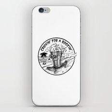 Cruisin' For A Boozin' iPhone & iPod Skin