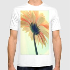 Flower in the spring Mens Fitted Tee White SMALL