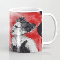 Black Swan III Mug