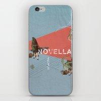 Novella- Mixed media iPhone & iPod Skin