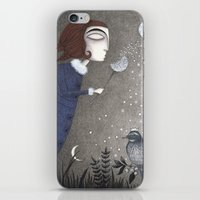 Winter Twilight iPhone & iPod Skin
