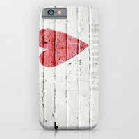 iPhone Cases featuring L'amour  by Marianne LoMonaco