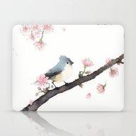 Cherry Tree Laptop & iPad Skin