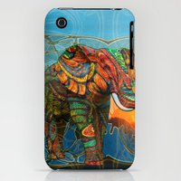 iPhone 3Gs & iPhone 3G Cases featuring Elephant's Dream by Waelad Akadan