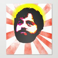 Zach Galifianakis Died F… Canvas Print