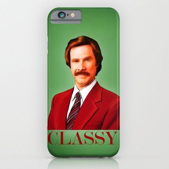 CLASSY iPhone & iPod Case