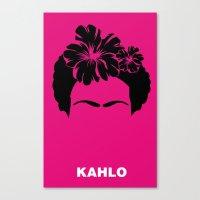 KAHLO Canvas Print