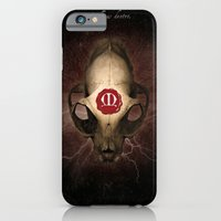 iPhone & iPod Case featuring Poster Maldoror by Rilke Guillén
