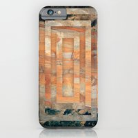 Cave Abstraction iPhone 6 Slim Case
