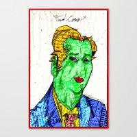 Candidate Cruz Canvas Print