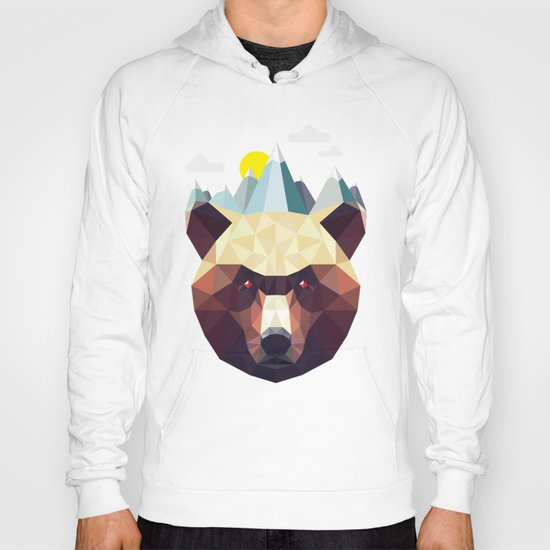 Bear Mountain  Hoody