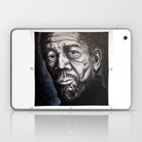 Morgan Freeman Laptop & iPad Skin