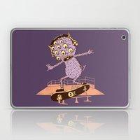 Hipster Monster Laptop & iPad Skin