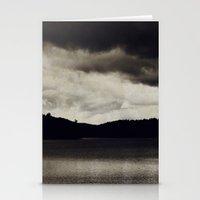 Stormy Days Stationery Cards