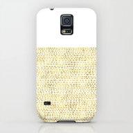 Riverside Gold Galaxy S5 Slim Case