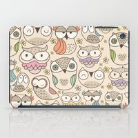 The Owling iPad Case