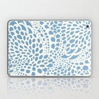 Octopus Dots: Carolina Blue  Laptop & iPad Skin