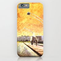 iPhone & iPod Case featuring Bridge Over Troubled Water by YM_Art by Yv✿n / aka Yanieck Mariani
