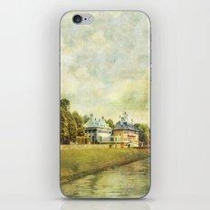 Pillnitz castle iPhone & iPod Skin