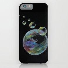 CRAYON LOVE  - Soap Bulbs iPhone 6 Slim Case