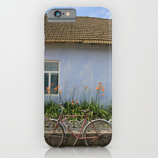 Bike Rest iPhone & iPod Case