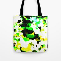 BLOSSOMS - COLORS Tote Bag