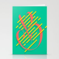 Tropical B Stationery Cards