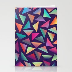 Geometric Pattern II Stationery Cards