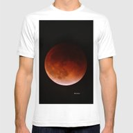 T-shirt featuring Blood Moon Through South… by Ralph S. Carlson