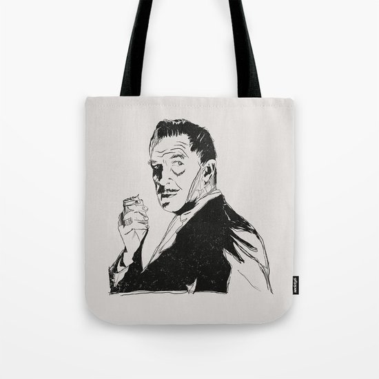 Vincent Price Tote Bag