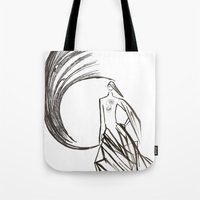 Angel Under Cover (home … Tote Bag