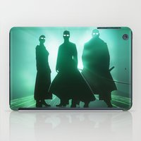 The Matrix iPad Case