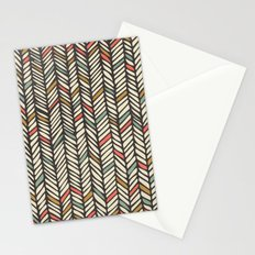 Autumn Threads Stationery Cards
