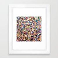 80's  Framed Art Print