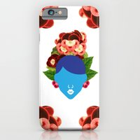 iPhone & iPod Case featuring Blue Fairy (0005) by The Pairabirds