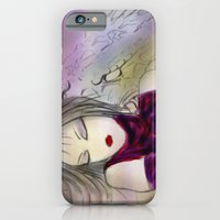 iPhone & iPod Case featuring Chimericall by NosProd