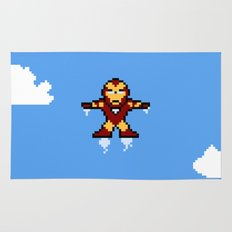 Iron Pixel Rug