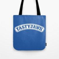 Tasty Jawn Tote Bag