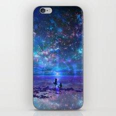 Ocean, Stars, Sky, And Y… iPhone & iPod Skin