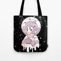 Space Sweetheart Tote Bag