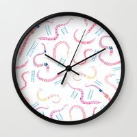 Snakes & Ladders Wall Clock