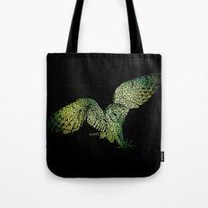 3:33 Owl Tote Bag
