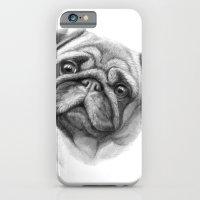 The Pug G123 iPhone 6 Slim Case