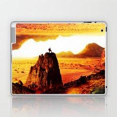 Lava Isolation Laptop & iPad Skin
