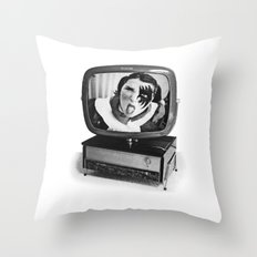 rumore Throw Pillow